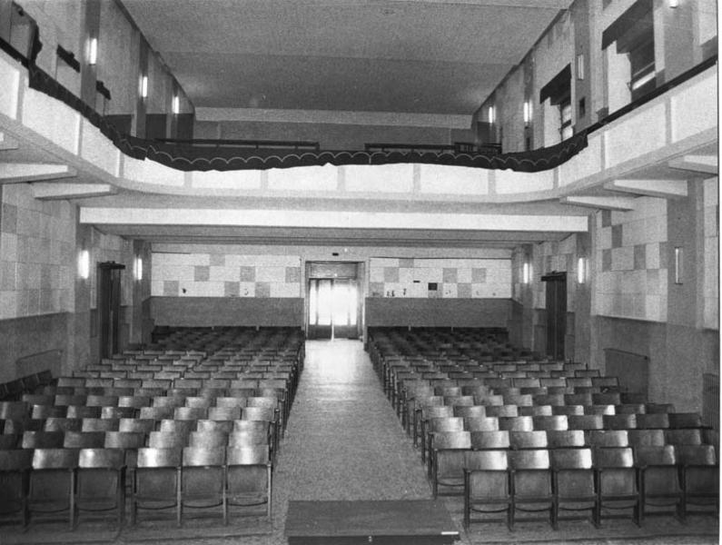 Il cinema comunale di Belfiore (MN)